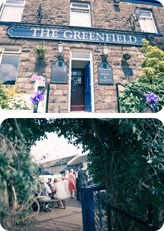 The Greenfield-Rhondda,community orientated pub/restaurant
